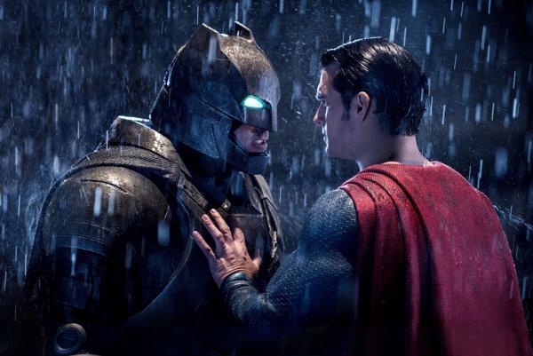 Batman vs. Superman, 2016.