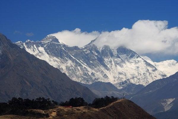Na Mount Everest sa chystajú aj dvaja slovenskí horolezci.