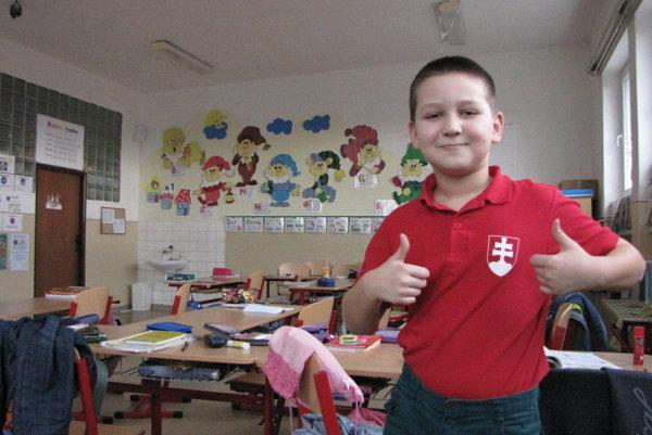 Matej momentálne finišuje s prípravami na blížiace sa Majstrovstvá Slovenska v šachu.