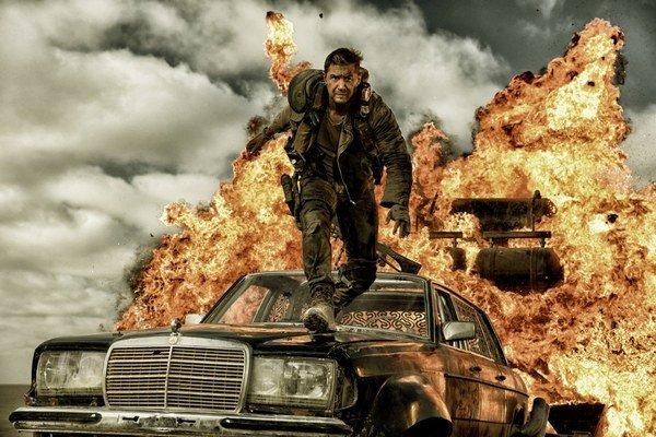 Mad Max: Zbesilá cesta. najlepší film podľa kritikov.