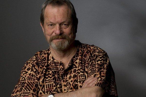 Terry Gilliam, len sedemdesiatštyri ročný.