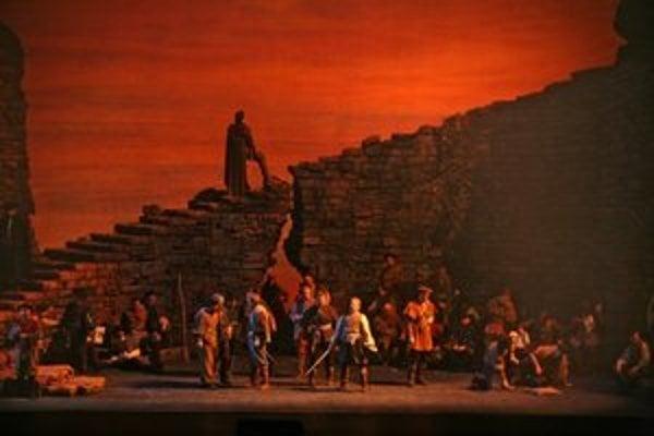 Verdiho Ernani v Met