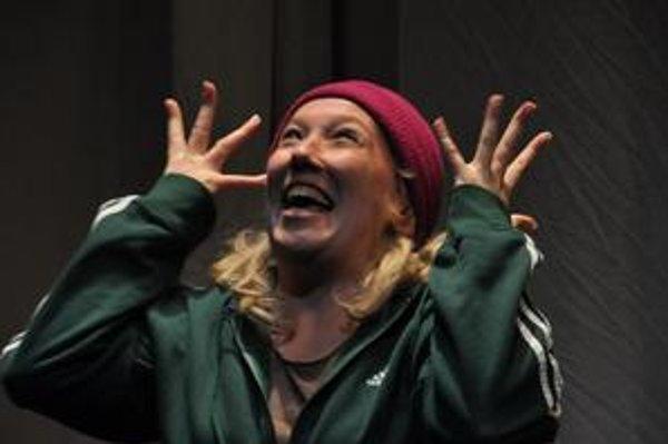 V monodráme Natašin sen z produkcie americkej  Univerzity Towson sa predstaví  Julia M. Smith.