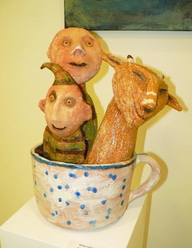Opäť keramika.