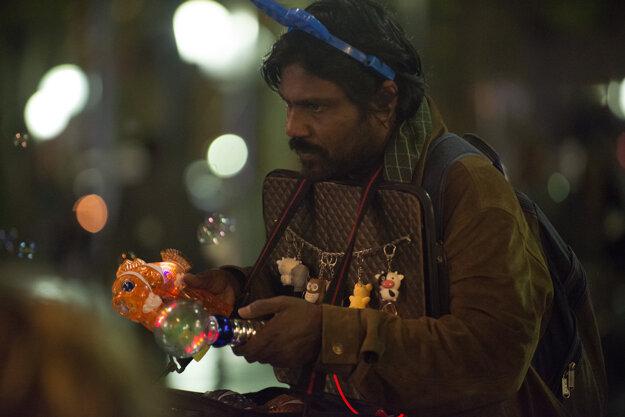 Dheepan, Zlatá palma z tohtoročného festivalu v Cannes.