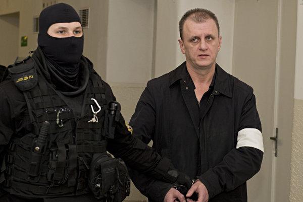 Obžalovaný z vraždy v kauze Čongrády Peter H.