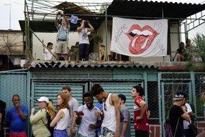 Roling Stones na Kube.