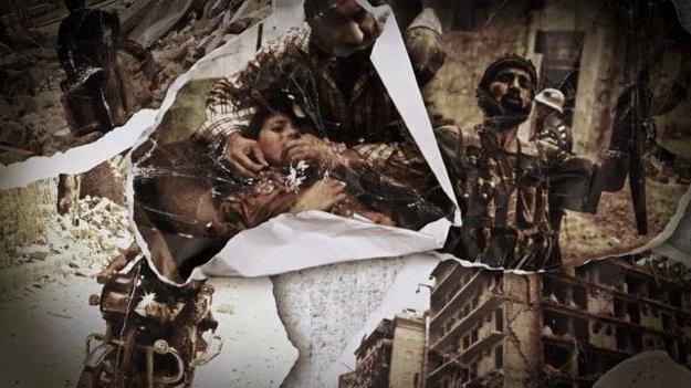 Zápisky z temnoty alebo správy zo Sýrie.