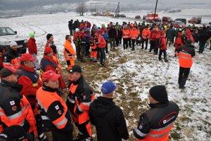 Na pátraní sa zúčastnili stovky profesionálov aj dobrovoľníkov.
