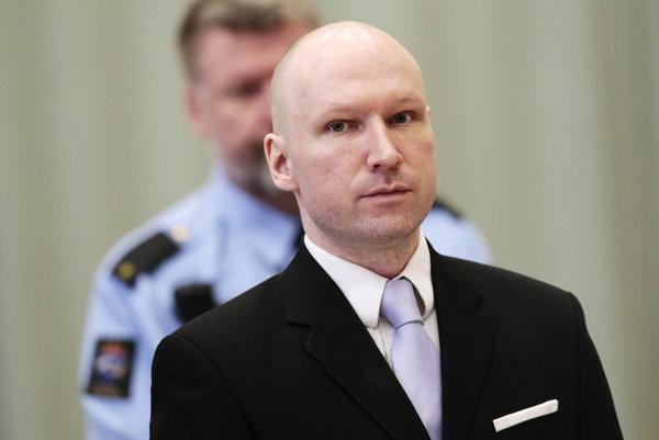 Anders Breivik.