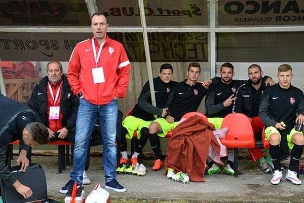 Šéfom lavičky ŠKF je od utorka Miroslav Hrdina.