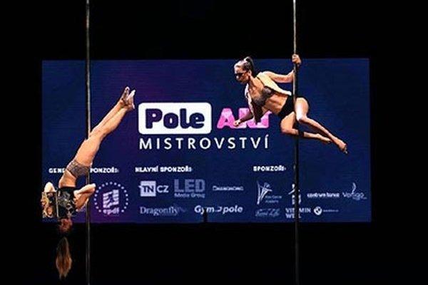 Nitrianky súťažili na spoločných majstrovstvách Česka a Slovenska v Prahe.
