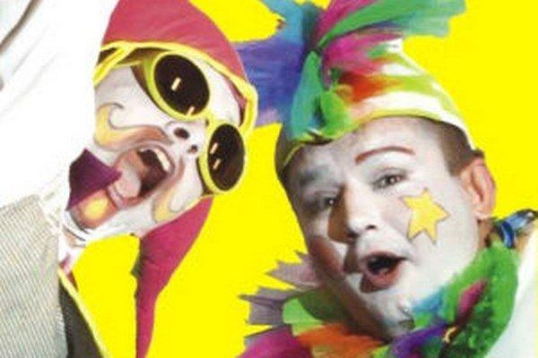 Lolo a Piškót - nové hviezdy hudobno-dramatických predstavení pre deti.