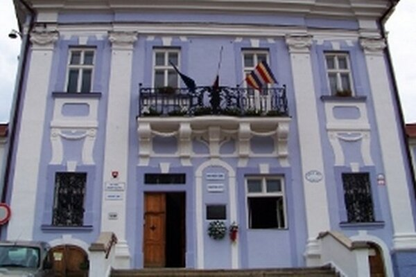 Kremnická radnica.