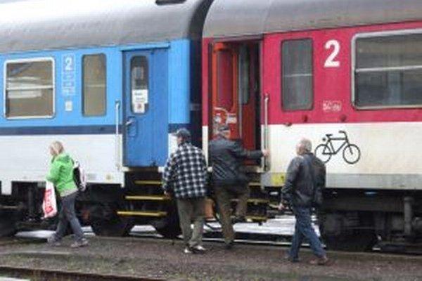 Žiarska železničná stanica.