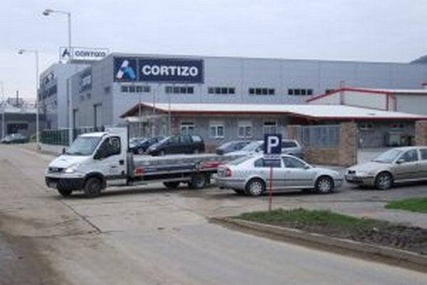 Cortizo Slovakia a. s. sídli v Novej Bani už niekoľko rokov.