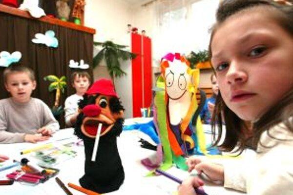 Novobanské materské školy navštevuje v súčasnosti 203 detí.