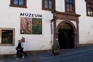 Slovenské banské múzeum.