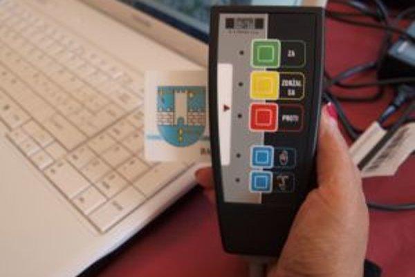 Poslanci ponovom hlasujú elektronicky.