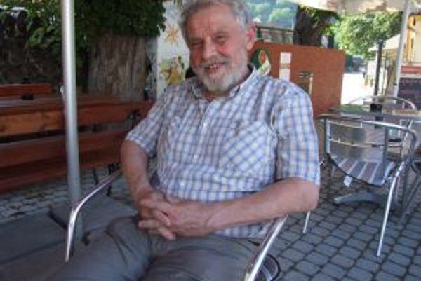 Pavel Dvořák sa s nami porozprával o zaujímavostiach nášho regiónu.