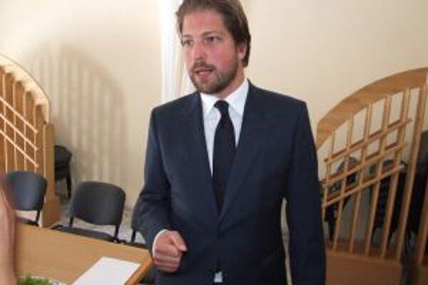 Viktor Pomichal, riaditeľ spoločnosti Ortac Resources pre Slovensko.