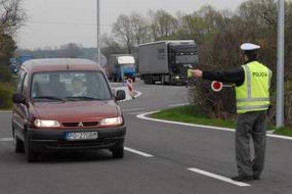 Policajti počas akcie skontrolovali 131 vodičov.