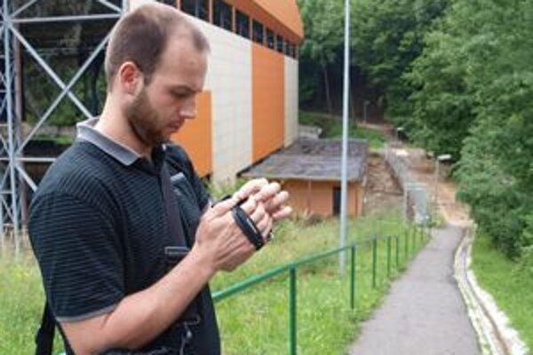 Sport Trend uvažuje o hatiach. Rastislav Uhrovič ukazuje video, na ktorom vidno, ako sa malý potôčik môže zmeniť na besniacu riavu.