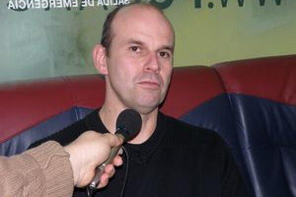Alexander Vencel mladší predstavil v Banskej Štiavnici pripravovaný projekt.