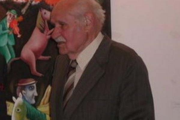 Maliar Július Považan by bol v auguste oslávil 85. narodeniny.