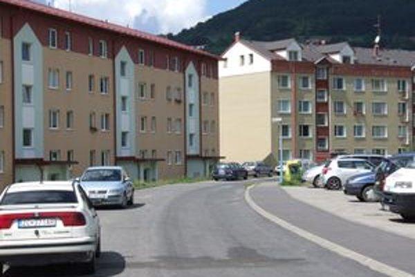 Sídlisko Pod sekvojou. V tejto časti mesto odovzdalo nájomné byty pred tromi rokmi. Ďalšie zatiaľ neplánuje.