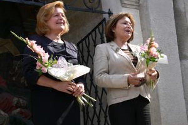 Na obnovu kaplnky prispeli sestry Vášáryové.