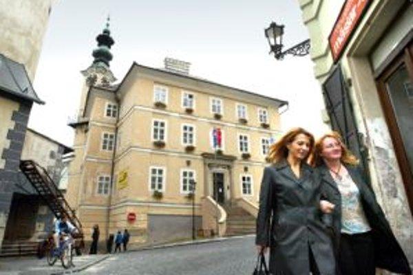 Turistom chce Banská Štiavnica ponúknuť viac.