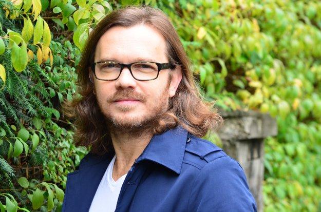 Marián Prevendarčík, jeden z autorov dokumentu True Štúr (2015).