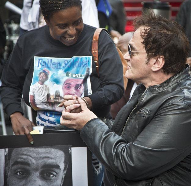 Tarantino má množstvo fanúšikov, hoci jeho umenie býva nepochopené.
