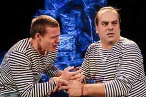 V  Skaze Titaniku sa predstavia Michal Kubovčík a Sväťo Malachovský.