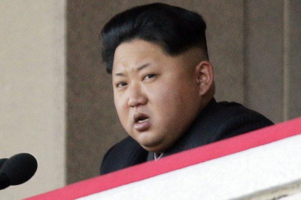 Líder Severnej Kórey Kim Čong-un.