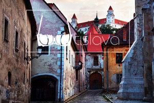Bratislava. angl. Bra(=podprsenka)+tislava