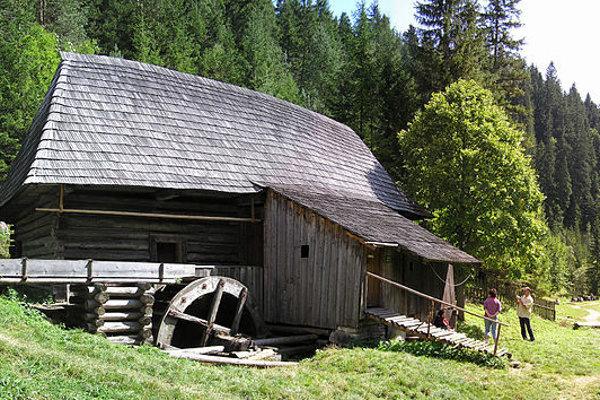Jedným z obľúbených miest na Liptove je aj Kvačianska dolina.