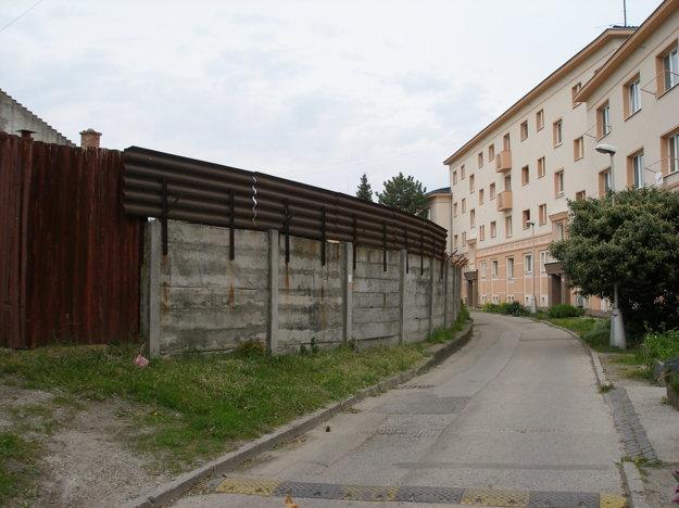 Bytový dom Ferenit má stáť na ulici Za Ferenitkou.