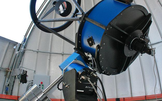 Ďalekohľad TRAPPIST.