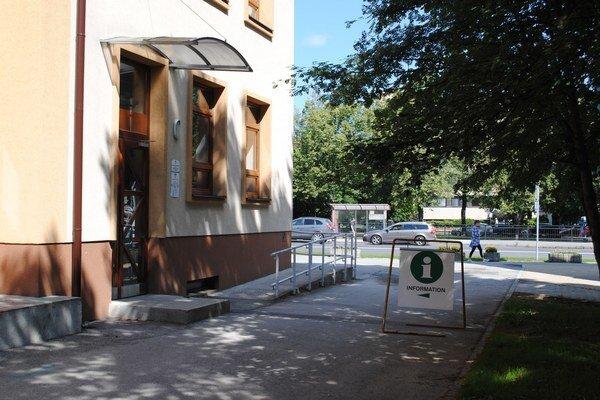 Mestské informačné centrum. Skryté pred zrakmi návštevníkov Popradu.