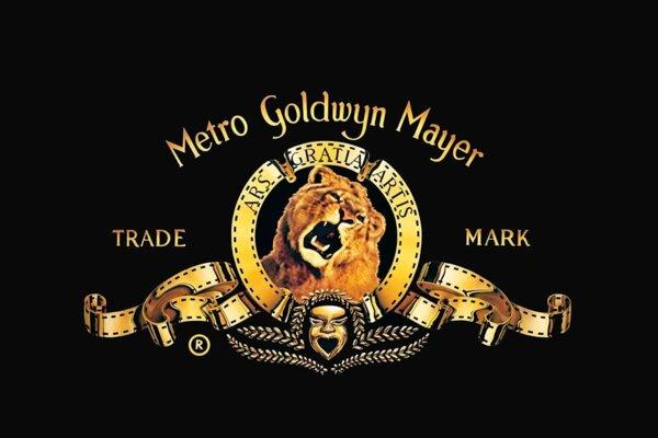 Slávne logo filmových štúdií MGM.