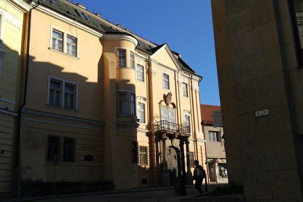 Trenčianske múzeum.