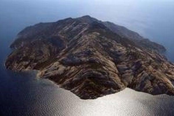 Ostrov má rozlohu približne desať kilometrov štvorcových.