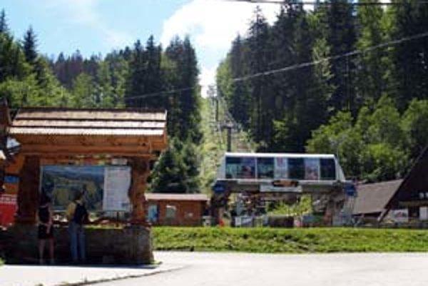 Záujmom veriteľov je, aby lyžiarske stredisko naďalej fungovalo.