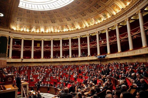 Francúzsky parlament.