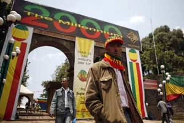 Mnohí Etiópčania neoslavovali. Dôvodom boli pridrahé vstupenky.
