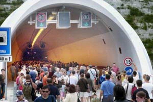 Tunel Sitina by podľa magistrátu mal odkloniť nákladnú dopravu z frekventovaných ciest v meste