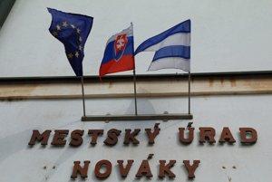 Mestský úrad Nováky