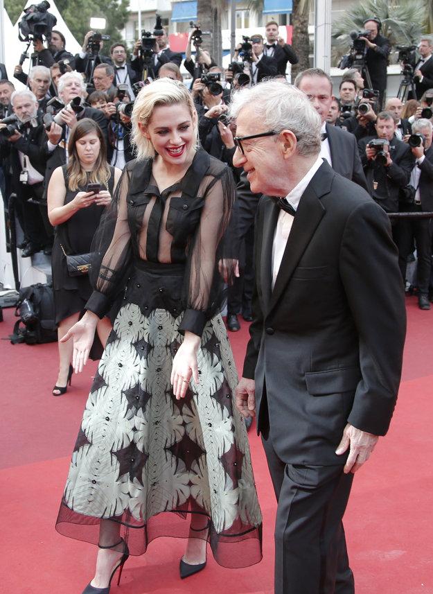 Kristen Stewart a Woody Allen
